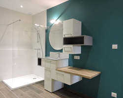 Artiplan - Mâcon - Salle de bains